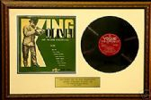 KING OLIVER  original rare10 inch LP Jazz  Presentation